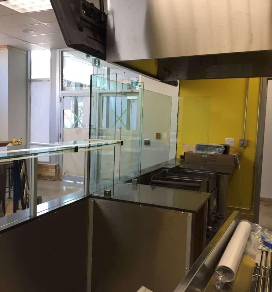 restaurant sales staff protection coronavirus safety